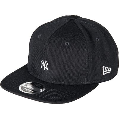 New Era 9FIFTY NY Border Edge Pique Cap - Grey/White