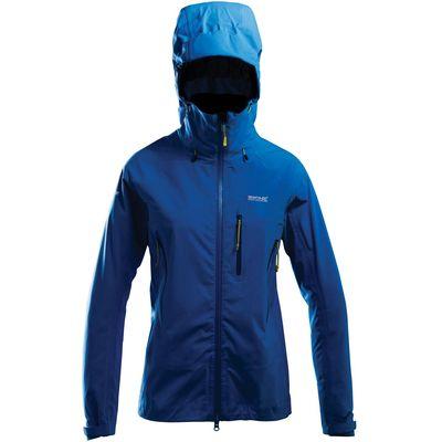 Womens Trinity Jacket French Blue