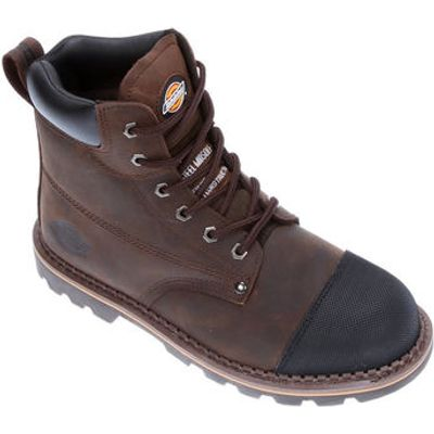 Dickies Dickies Crawford Work Boot In Brown (Size 9)