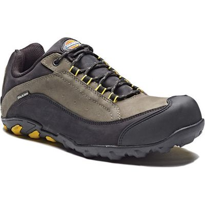 Dickies Dickies Faxon Safety Trainer in Grey & Black (Size 12)