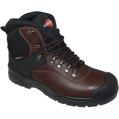Torque Torque Freeway Water Resistant Safety Boot Size 10