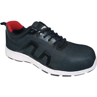 Torque Torque Track Safety Trainers Size 8