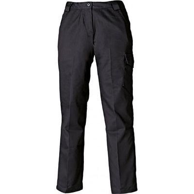 Dickies Dickies Redhawk Ladies Trousers Black - 10