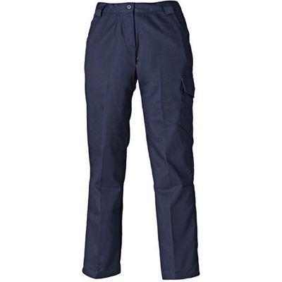 Dickies Dickies Redhawk Ladies Trousers Navy - 16