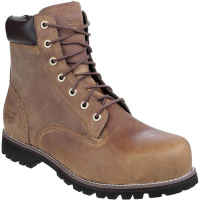 Timberland Pro® Timberland PRO® Eagle Gaucho Safety Boot Brown Size 9