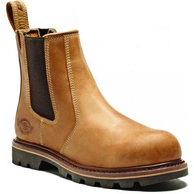 Dickies Dickies Fife Dealer Boot Tan (Size 9)