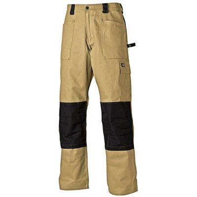 Dickies Dickies Grafter Duo Tone Trousers Khaki/Black 38T