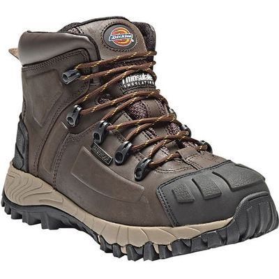 Dickies Dickies Medway Super Safety Boot  Brown Size  8