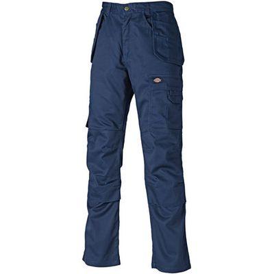 Dickies Dickies Navy Redhawk Pro Trousers (30 Tall)