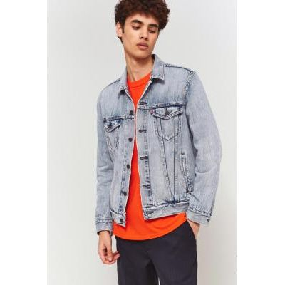 Levi's Stonebridge Denim Trucker Jacket, INDIGO