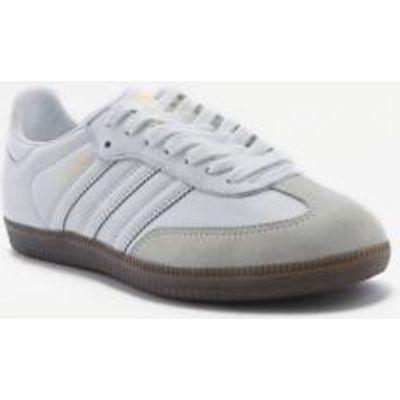adidas Originals Samba Off White Trainers, WHITE