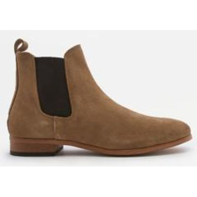 Shoe The Bear Suede Chelsea Boots, TAN
