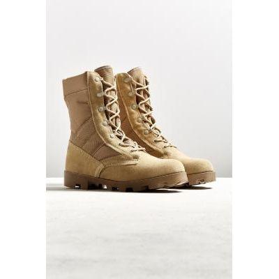 Rothco Jungle Boots, TAN