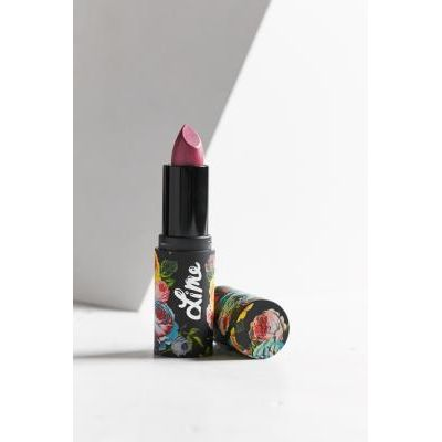 Lime Crime Perlees Metallic Matte Lipstick, PURPLE