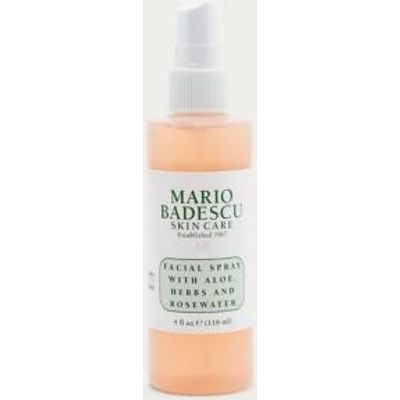 Mario Badescu Facial Spray with Aloe Herbs and Rosewater, PINK