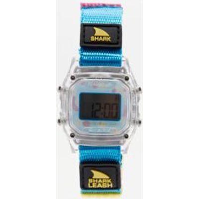 Freestyle Shark Leash Mini Clear Watch, BLUE