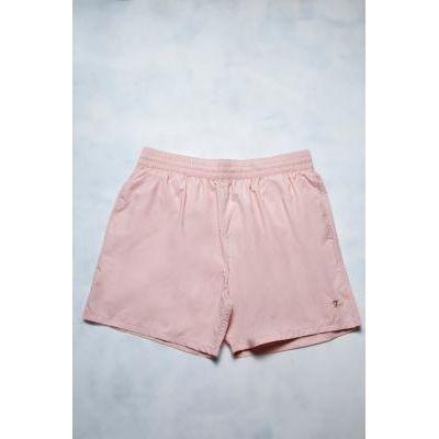Farah Monroe Pink Swim Shorts, PINK