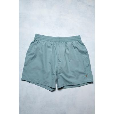 Farah Monroe Green Swim Shorts, GREEN