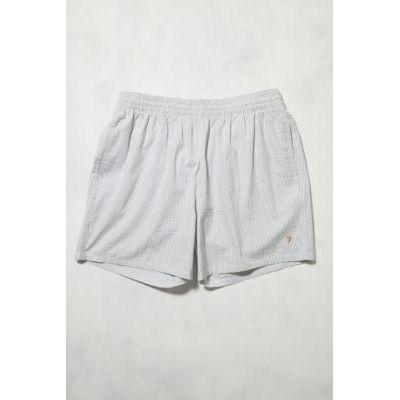 Farah Monroe Blue Stripe Swim Shorts, SKY
