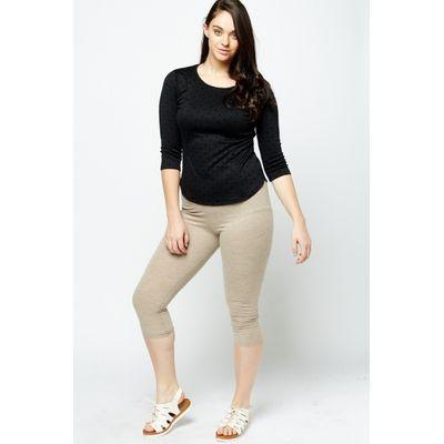 Basic Elasticated Leggings