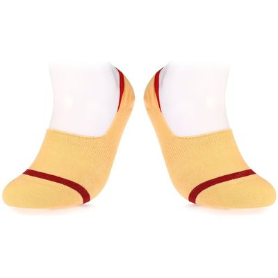 Pair of STAR FROM AD43 Female Leisure Low-cut Liner Socks