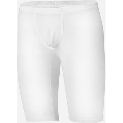 Men Silky Breathable Shorts with U-pouch