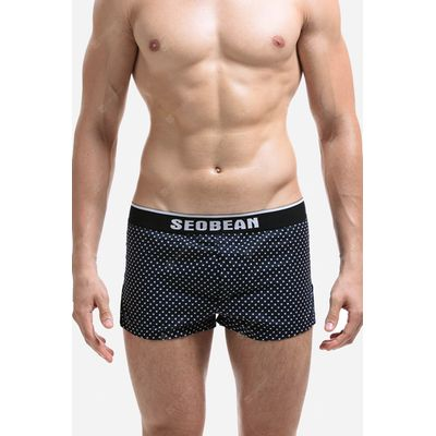 Male Casual Classic Dot Home Shorts