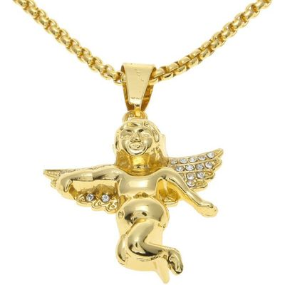 Boutique Angel Ornamental Necklace