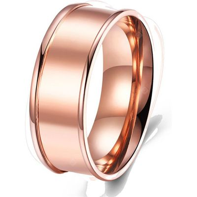 Rose Gold Plated Fashion Ring