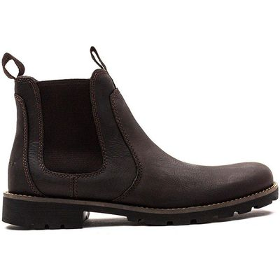 Brown Rockport Street Escape Chelsea Boot