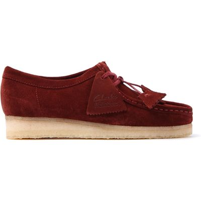 Clarks Originals Wallabee  Womens  Nut Brown