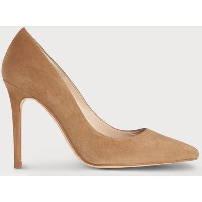 Fern Tan Suede Courts