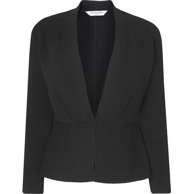 Ives Black Cardigan