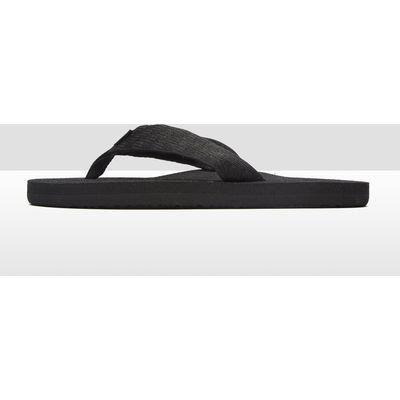 Men's Teva MUSH II Sandals - BLK/BLK, BLK/BLK