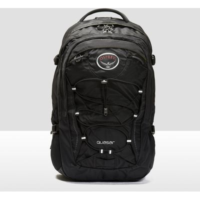 Men's Osprey Quasar 28 Backpack - Black, Black