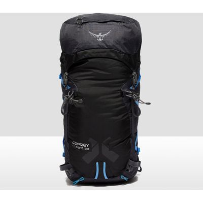 Men's Osprey Mutant 38 Climbing Backpack - BLK/BLK, BLK/BLK