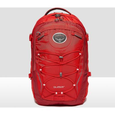 Men's Osprey Quasar 28 Backpack - Red, Red