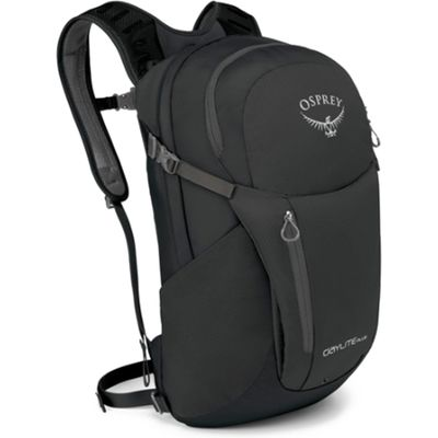 Men's Osprey DAYLITE PLUS 20 DAYSACK - Black, Black