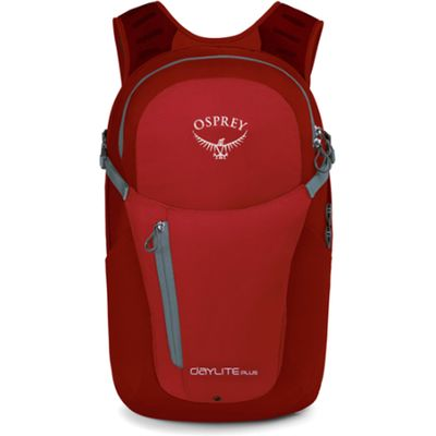 Men's Osprey Daylite Plus 20 Backpack - Red, Red