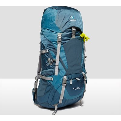 Women's Deuter ACT LITE 60+10 SL Rucksack - Blue, Blue