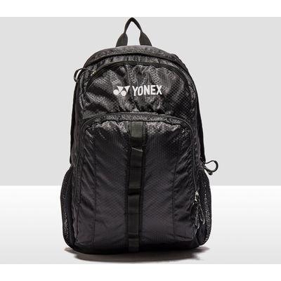 Men's Yonex Badminton Backpack - Black/White, Black