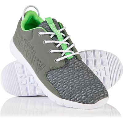 Superdry Sport Weave Runner Trainers