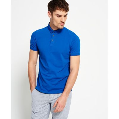 Superdry IE Premium Pique Polo Shirt