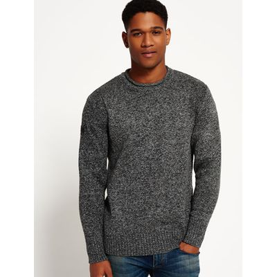 Superdry Scarfel Knit Jumper