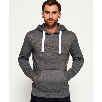 Superdry Sweat Shirt Store Embossed Hoodie