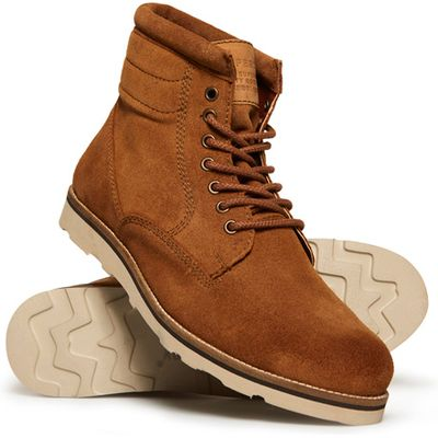 Superdry Stirling Sleek Boots