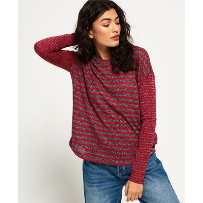 Superdry Parisian Slouch Top
