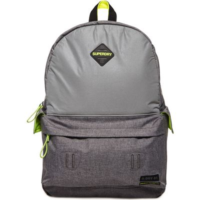 Superdry Reflective Montana Rucksack