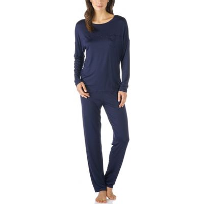 Selina Long Sleeve Full Length Moda Pyjama Set