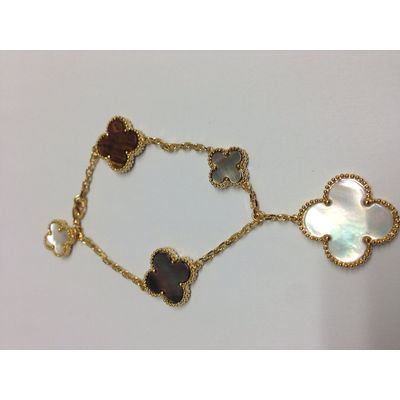 Hand Crafted Mother of Pearl Bracelet